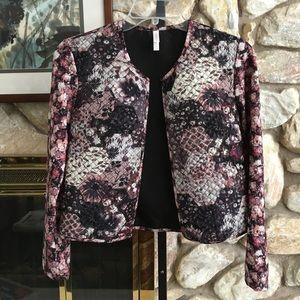Xhiliration Jacket/ blazer large